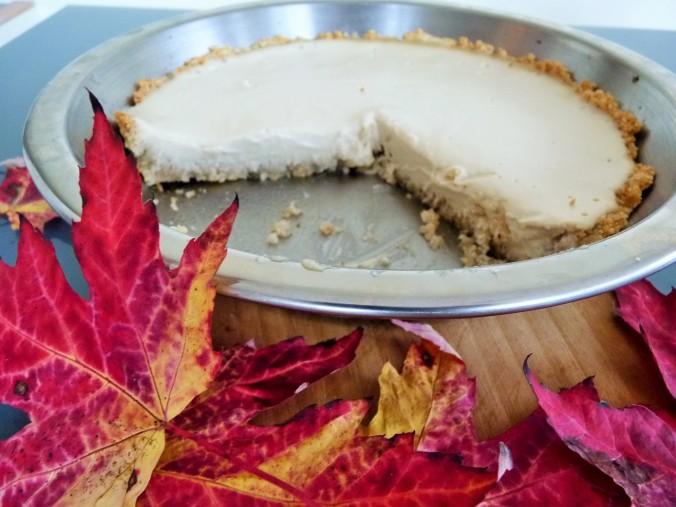 Lemon Pie vegan und Gluten frei
