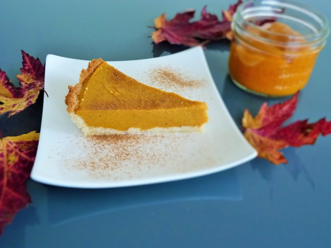 falscher Pumpkin Pie