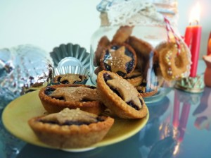 vegan mincemeat pies