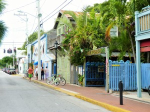 Blue Heaven in Key West