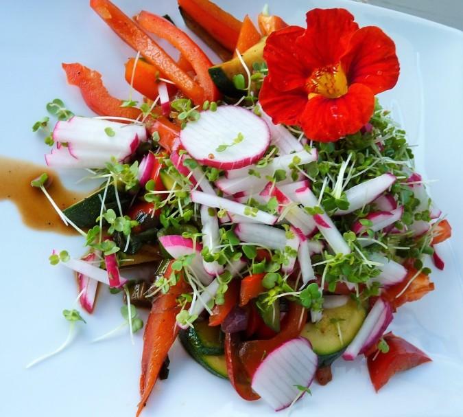 simpler Salat
