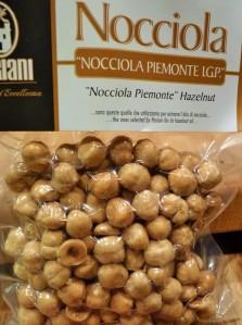 Haselnüsse aus Piemont