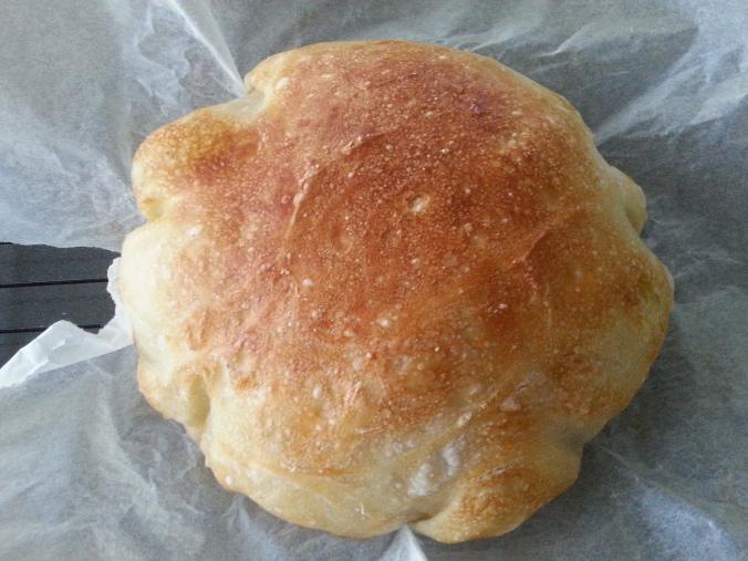 Brot aus dem dutch oven